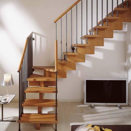 Giải pháp thiết kế cầu thang cho nhà hẹp (P1)