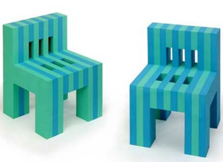 EVA Foam Chair (Set of 2)