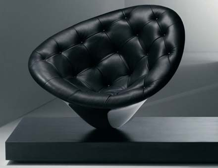 moor-driade-black-chair-philippe-starck