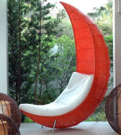 Patio Chaise Lounge Chair by Lifeshop