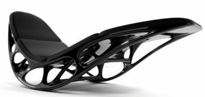 Morphogenesis Lounge Chair
