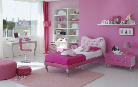 """Phòng ngủ cho bé gái """"Diamon"""""""