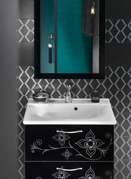"""Mẫu phòng tắm """"Unique 63 - Façade médina"""""""