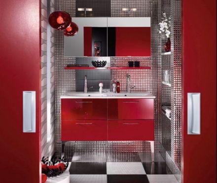 """Mẫu phòng tắm đẹp  """"Unique 123 – Façade Sari"""""""