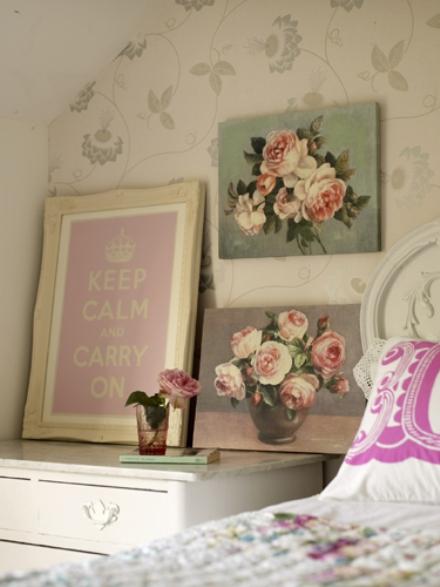 Trang trí nội thất theo phong cách Bazaar (Bazaar style), mộc decor