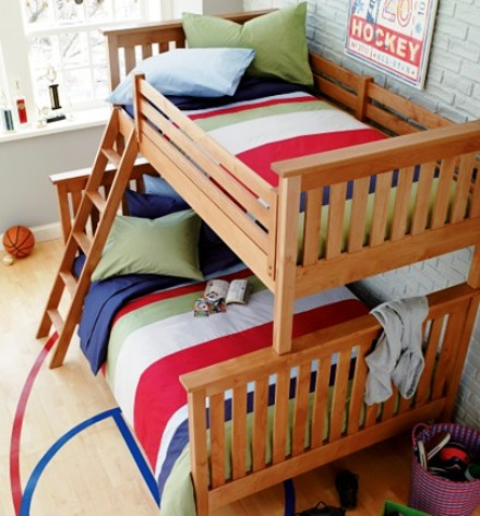 Full-Twin Bunk Bed