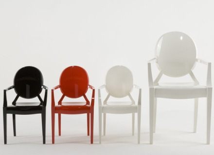 Loulou Ghost Chair