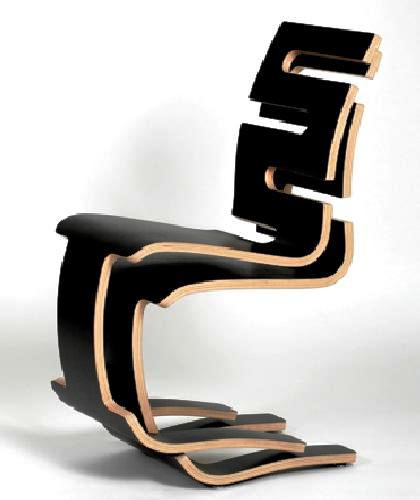 Stack C chair