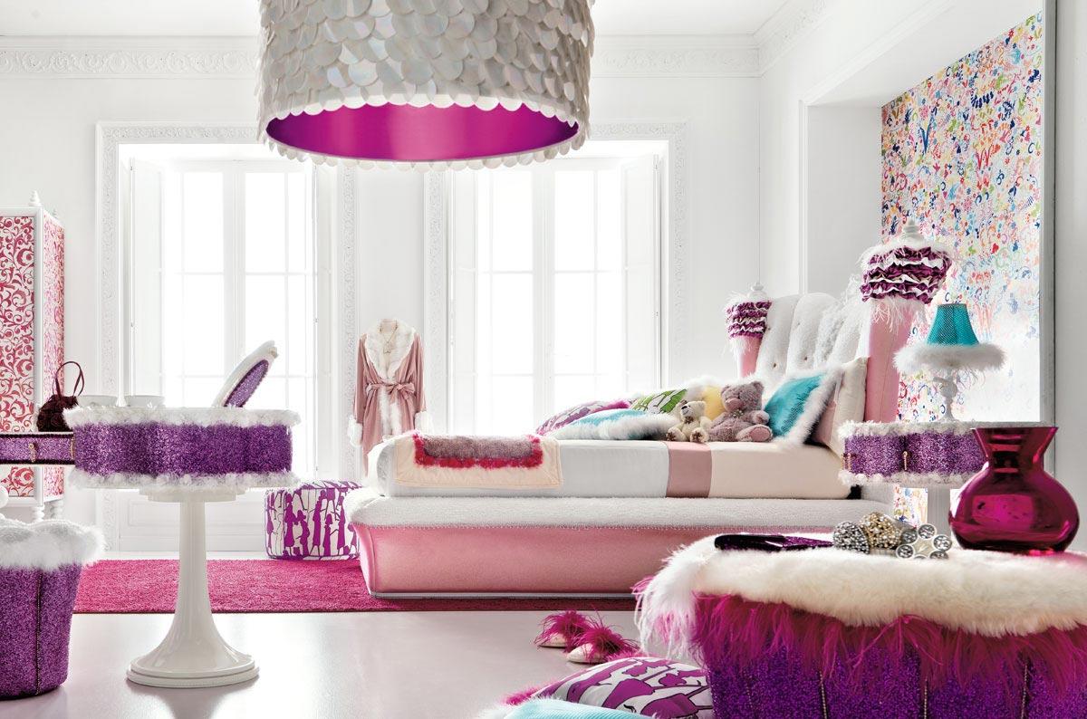 Детская комната Alta Moda для девочек.