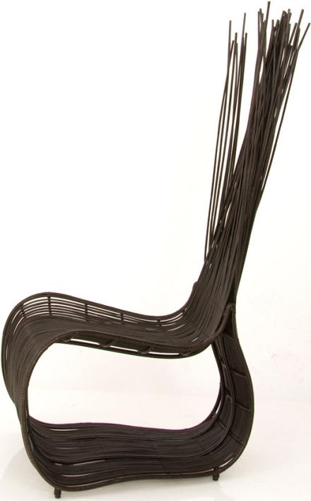 Freshhome yoda chair kenneth cobonpue 04 for Chaise yoda