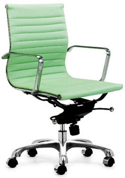 freshhome-Pistachio Lider Office Chair