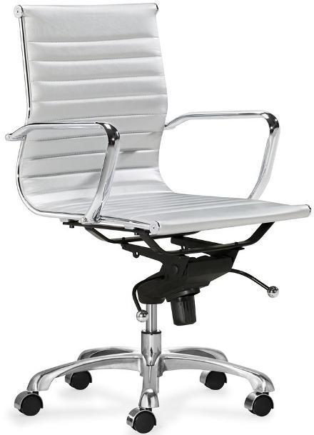 freshhome-Silver Lider Office Chair