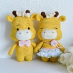 Crocheted Amigurumi Dolls (6)