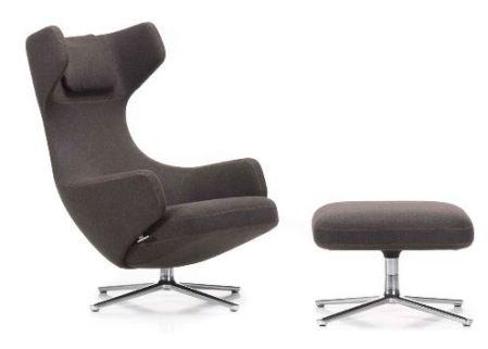 Những mẫu ghế đẹp trong văn phòng Grand-repos-lounge-chair-ottoman