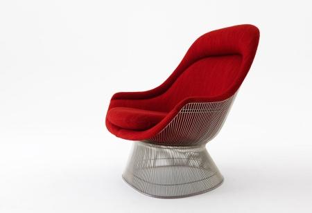Những mẫu ghế đẹp trong văn phòng Knoll-platner-easy-chair