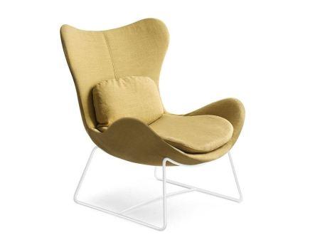 Những mẫu ghế đẹp trong văn phòng Lazy-calligaris-armchair