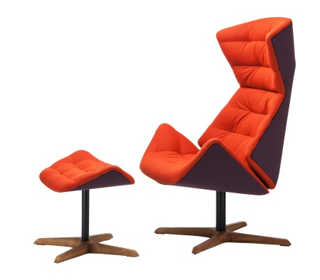 Những mẫu ghế đẹp trong văn phòng Thonet-sessel